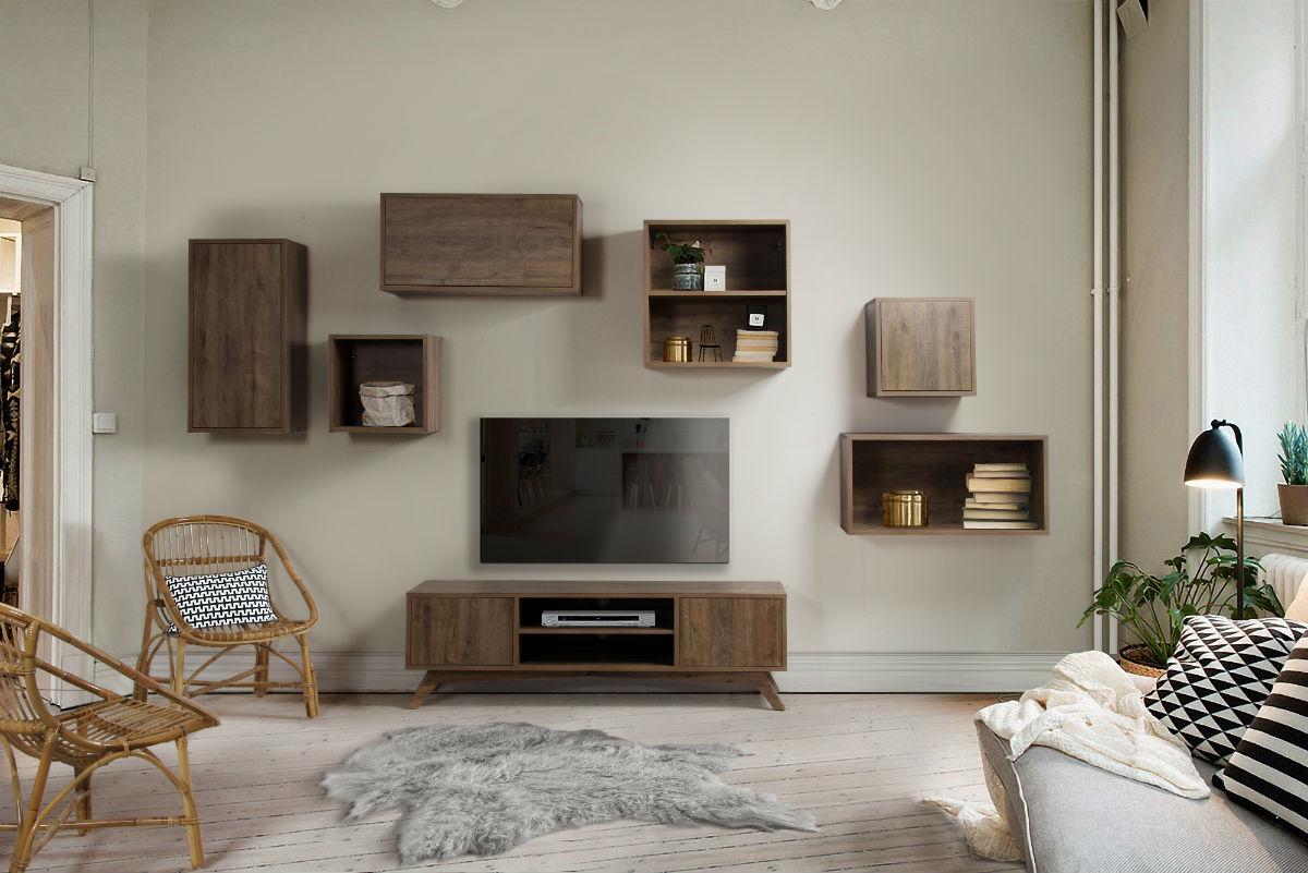 Meuble TV Design Scandinave Brin DOuest