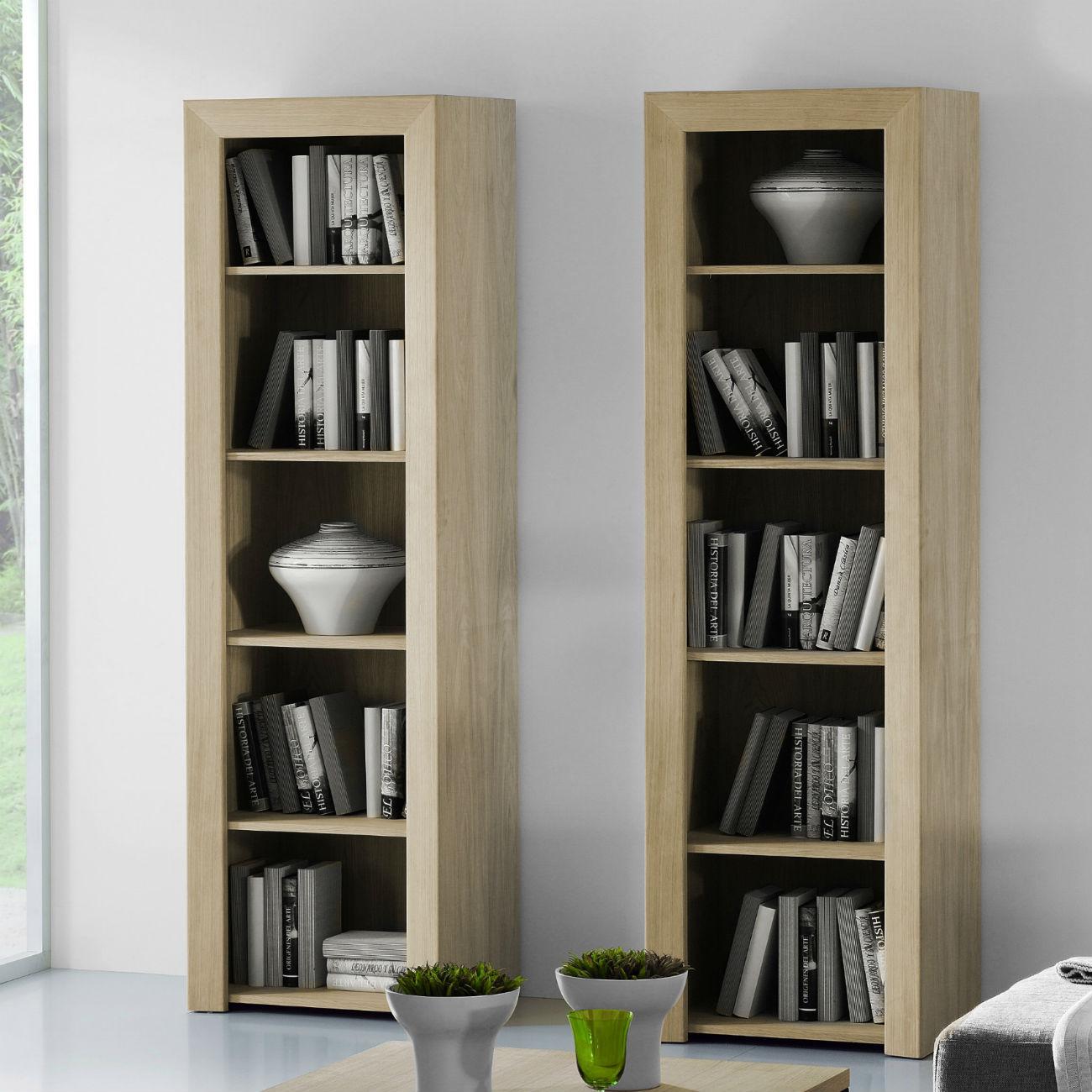 bibliotheque moderne design