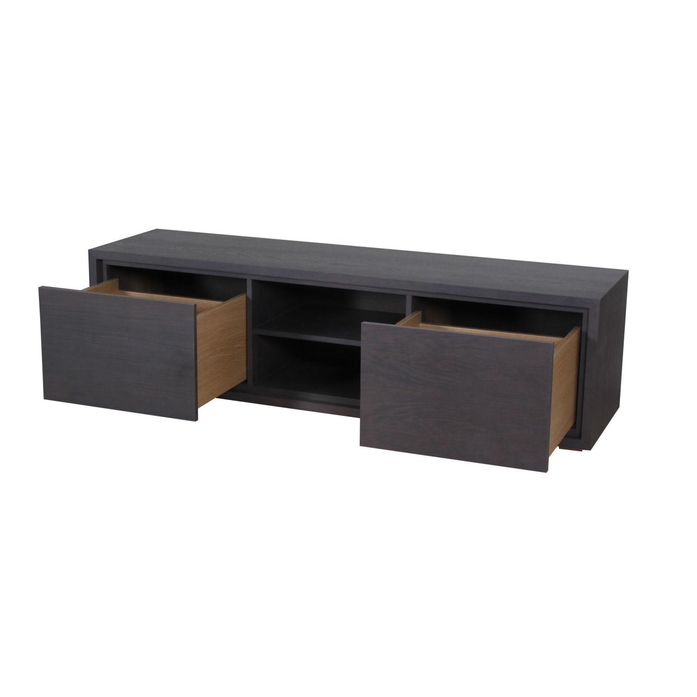 meuble tv grands tiroirs contemporain