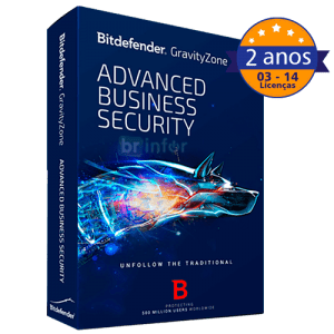 advanced business security 2 anos