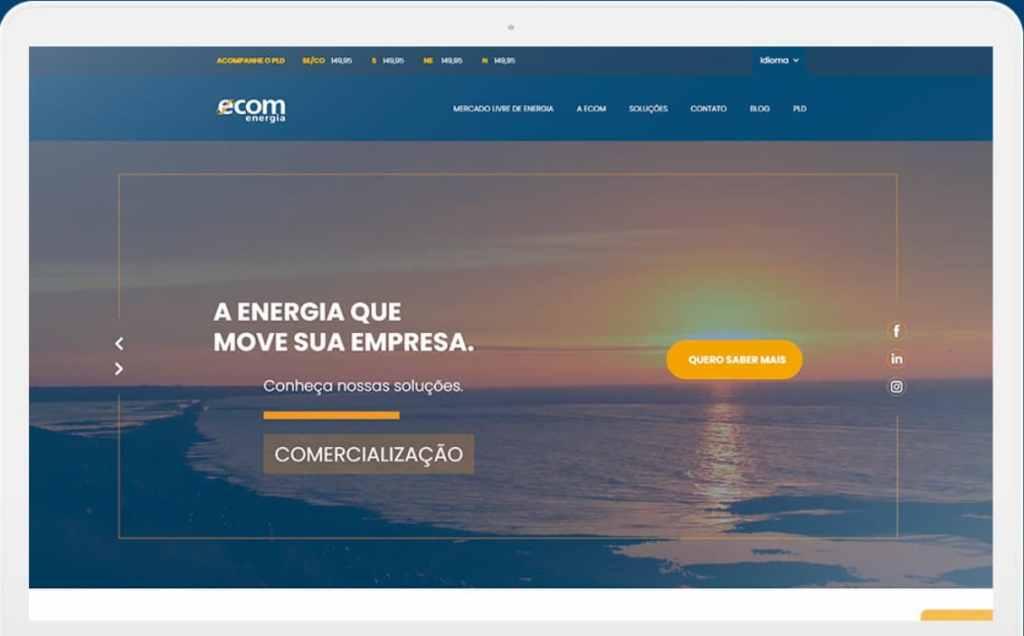 o-site-de-ecom-energia