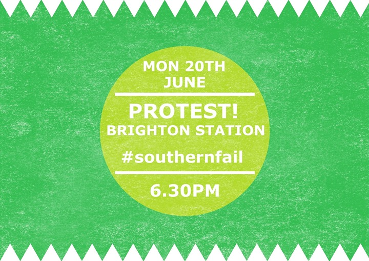#SouthernFail Protest