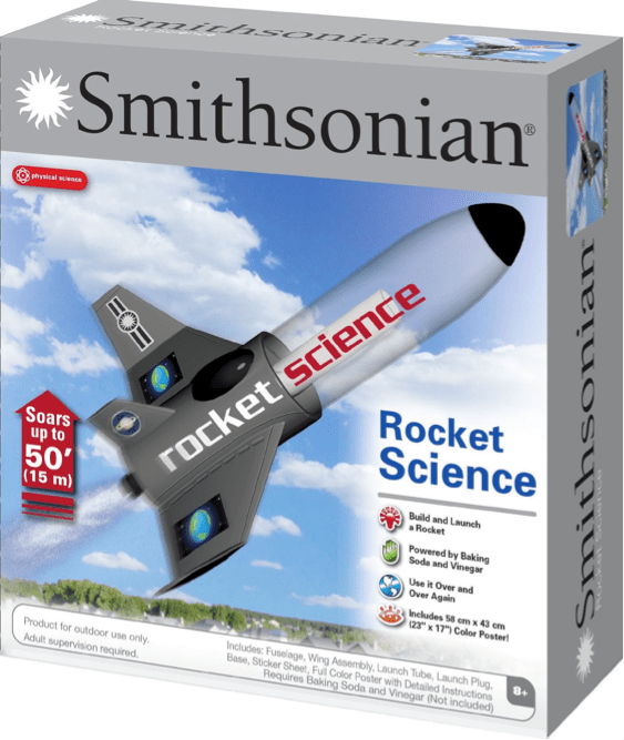 Product Review Smithsonian Rocket Science Bringing Up Innovators
