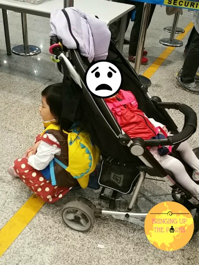 Tired babies_Philippine Airlines Review