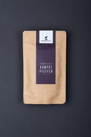 Fermentierter Kampot Pfeffer Hennes Finest Produktbild 1