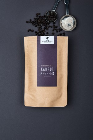 Fermentierter Kampot Pfeffer Hennes Finest Produktbild 2