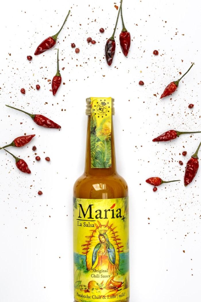 Chilisauce Escabeche Chili & Lulo Produktbild 1