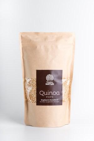 Quinoa Pops Mudda Natur Produktbild 1