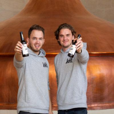 Hans Berlin & Matthias Ross von költ Maker