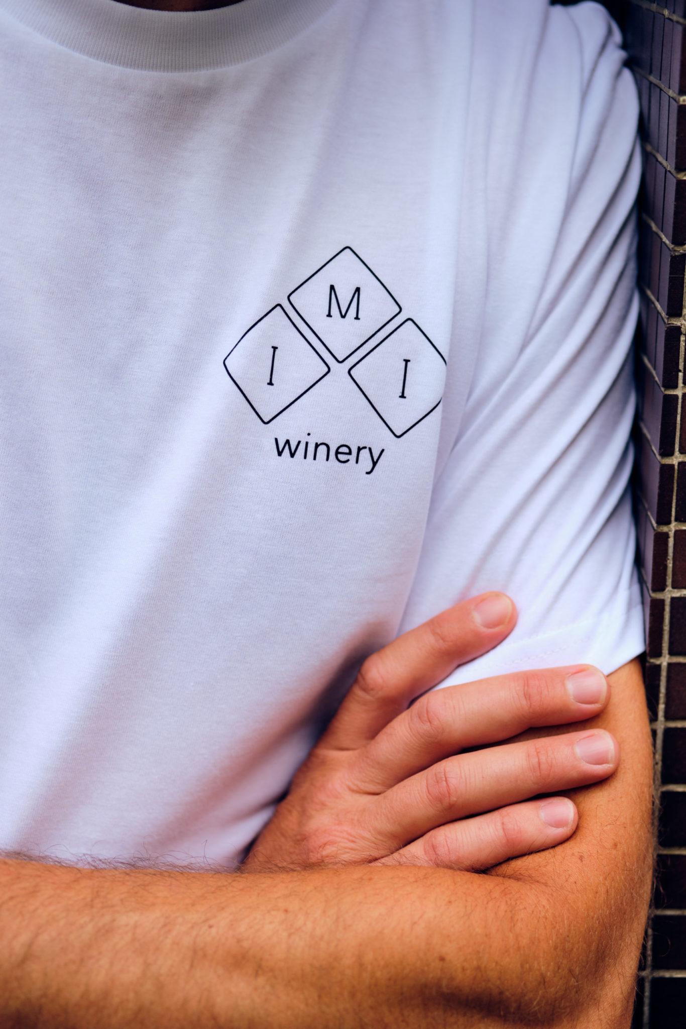 IMI Winery Logo Shirt