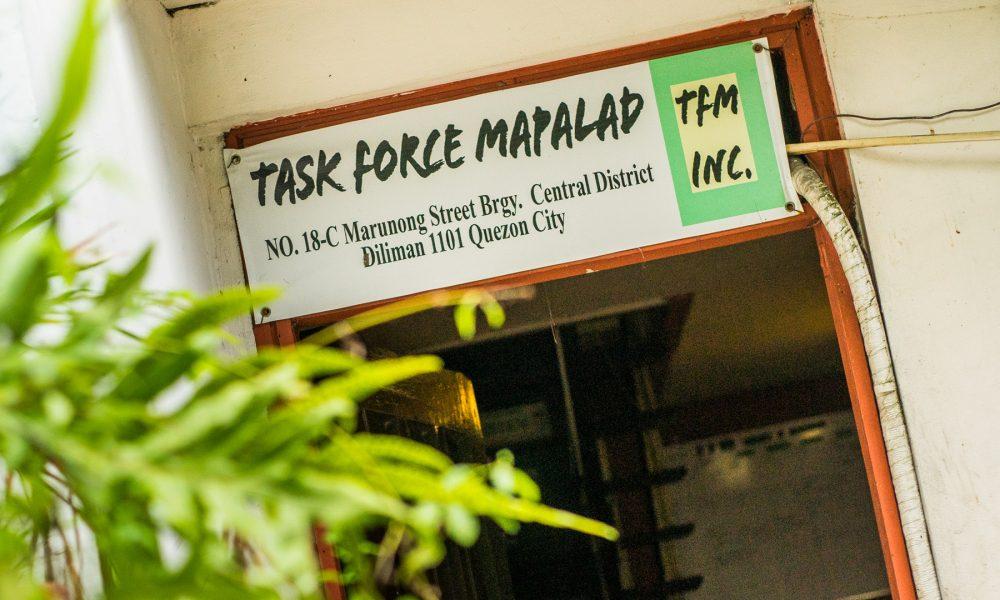 Task Force Mapalad Faire Kohle
