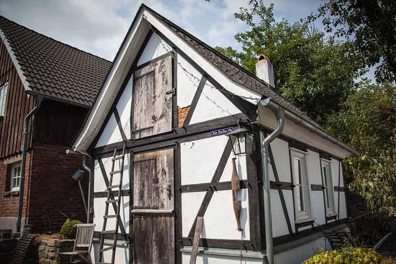 Metzgerei Friedrichs Haus