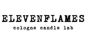 Eleven flames logo