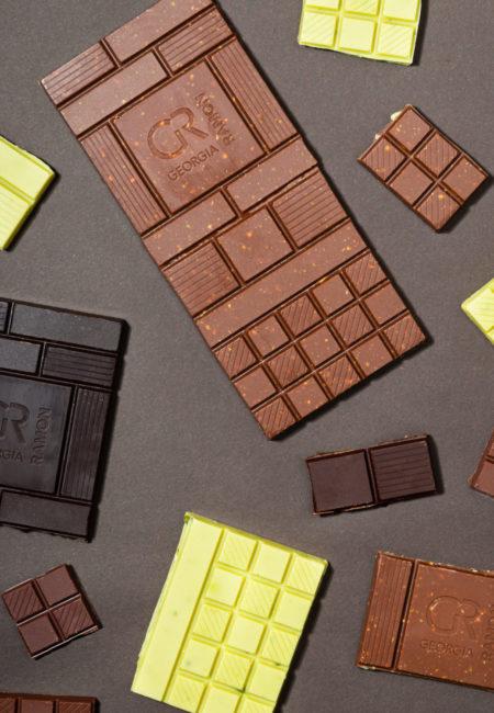Georgia Ramon Schokolade Bringsl ausgepackt Produktbild mix