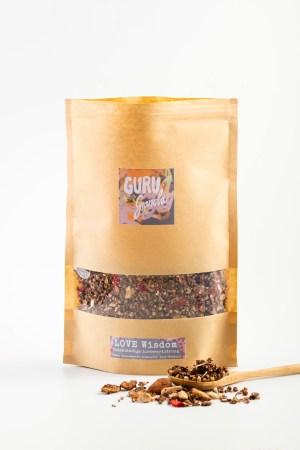 Guru Love Wisdom Guru Granola Produktbild 2
