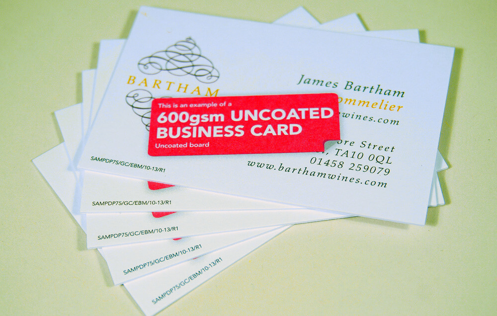 Business Card Printer | Business Cards - Brinkworth Signs & Graphics