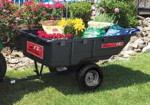 brinly lawn cart - 9 Tips to Help Plant Trees and Shrubs in the Fall