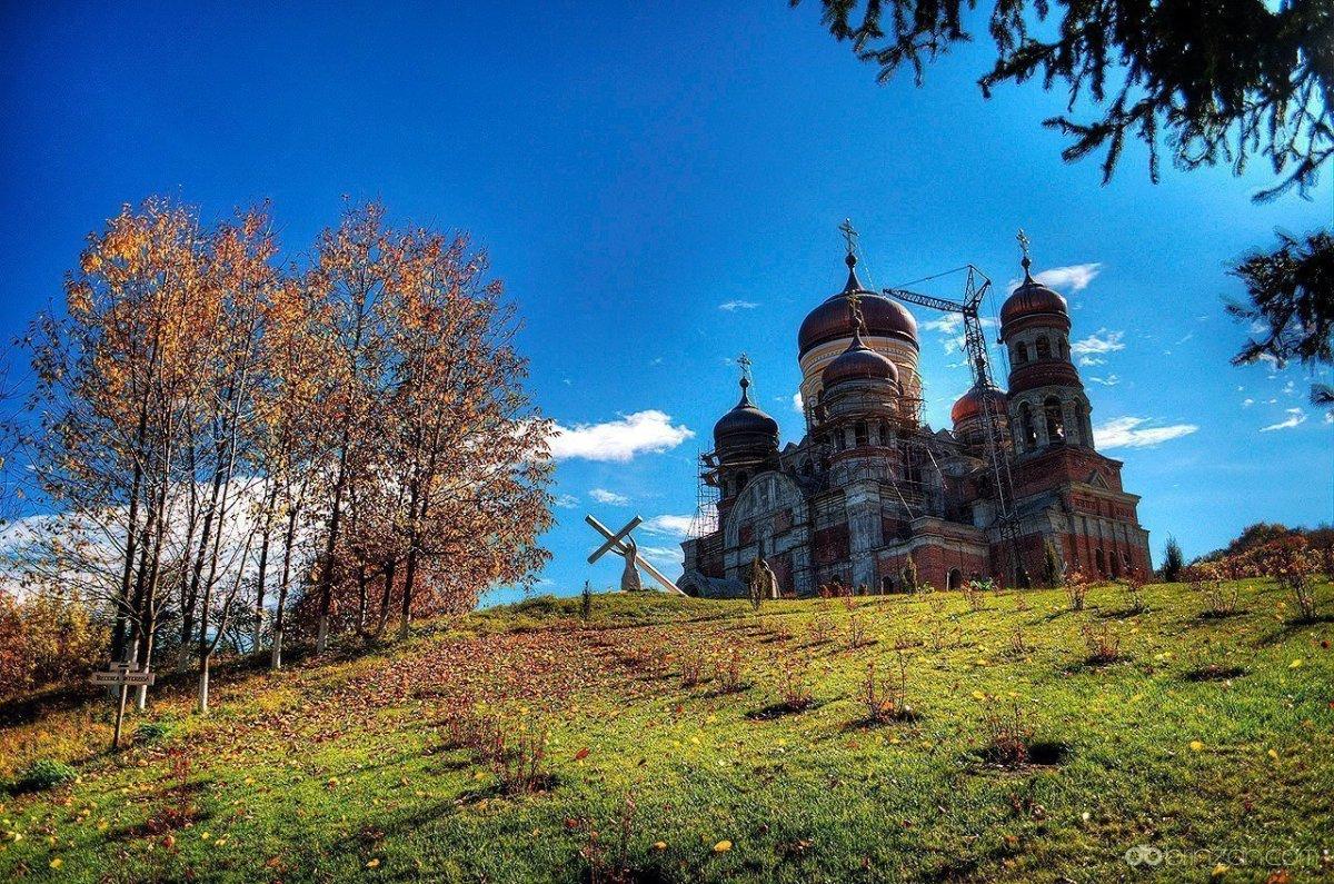 Mănăstirea Hâncu (Hâncu Monastery)