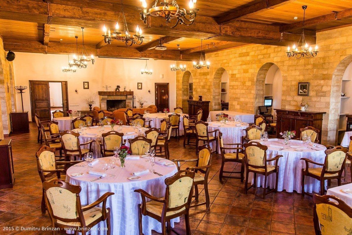 Purcari Estate - Restaurant