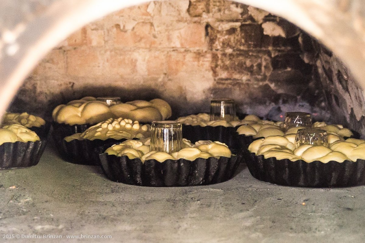 Asconi Winery in Puhoi Village, Moldova - Traditional Oven