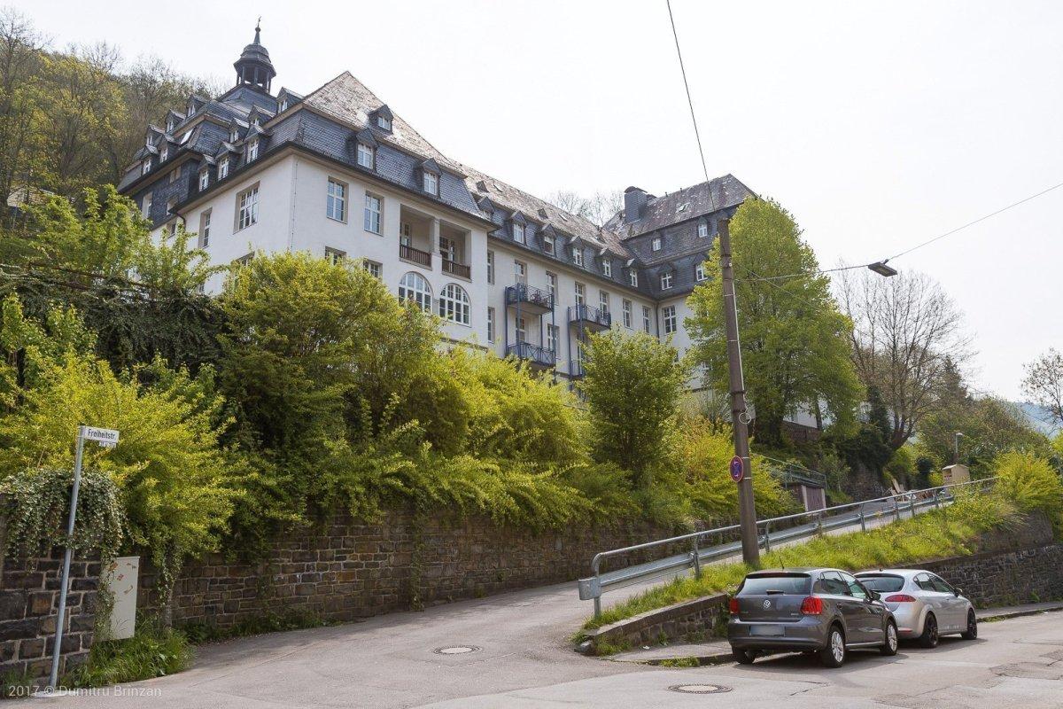 burg altena - märkischer kreis, germany