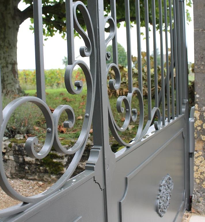 portail, grilles
