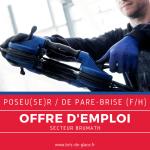 OFFRE D'EMPLOI - Technicien - BDGS