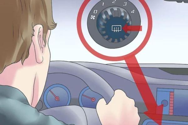 Comment dégivrer votre pare brise
