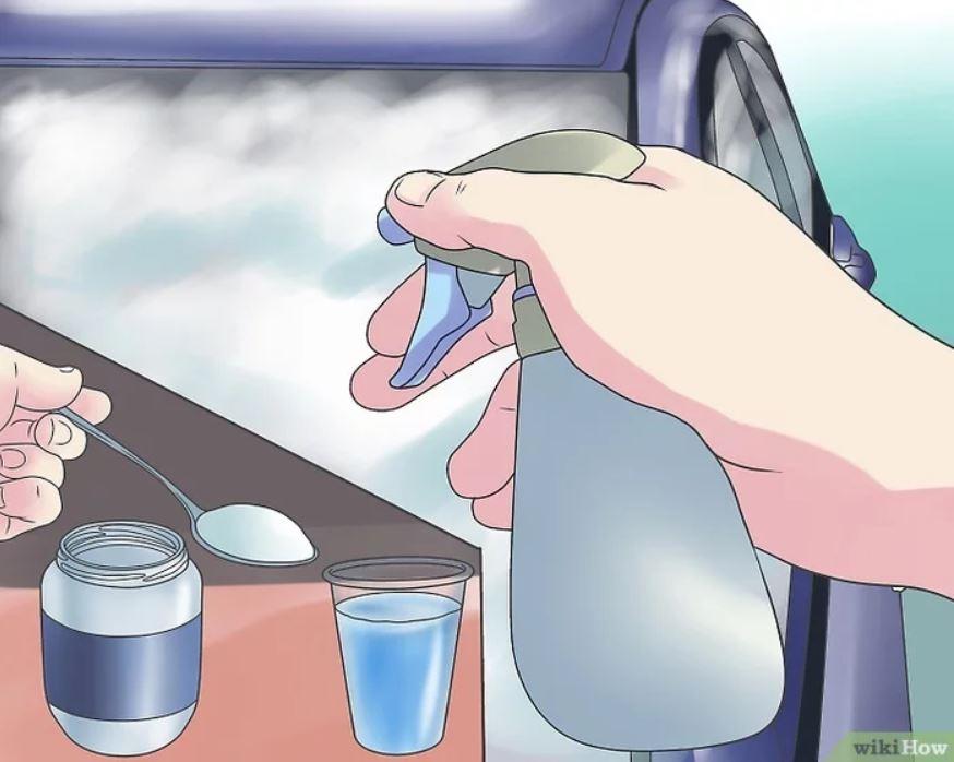 Comment dégivrer votre pare brise 2