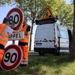 Avis défavorable pour faire repasser six routes du Bas-Rhin à 90 km par heure