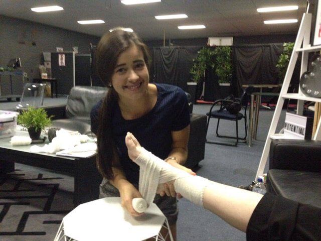 First Aid Course North Brisbane Bandages