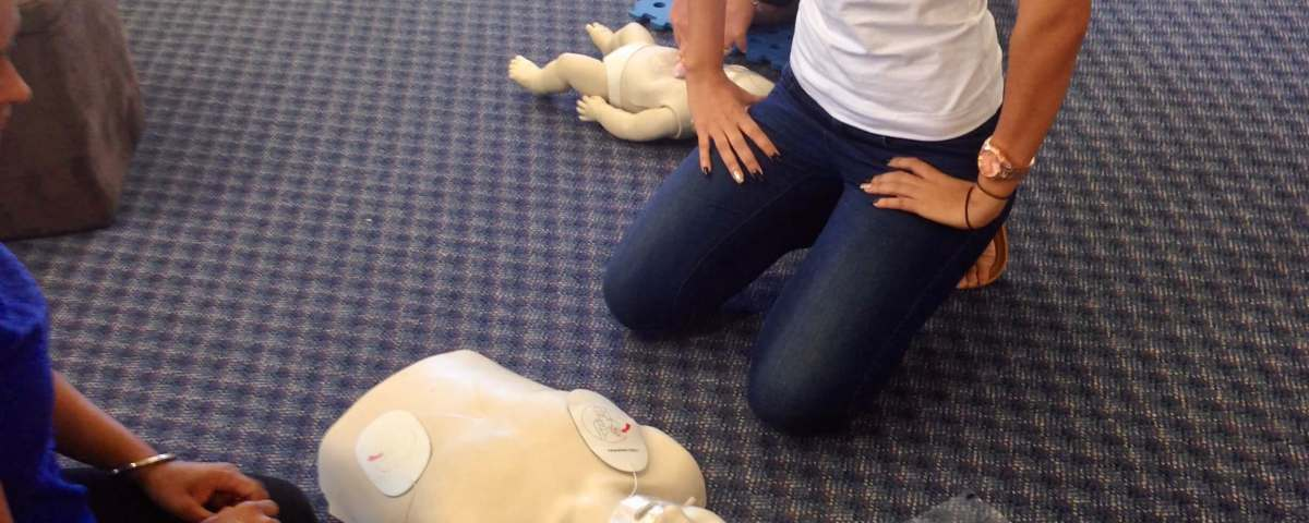 First Aid Course - CPR Training