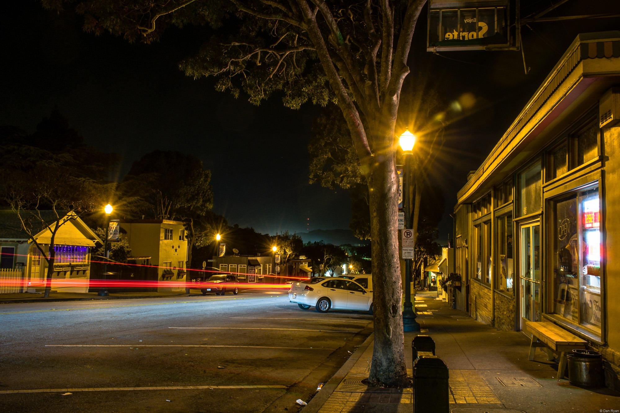 Visitacion Avenue Brisbane California