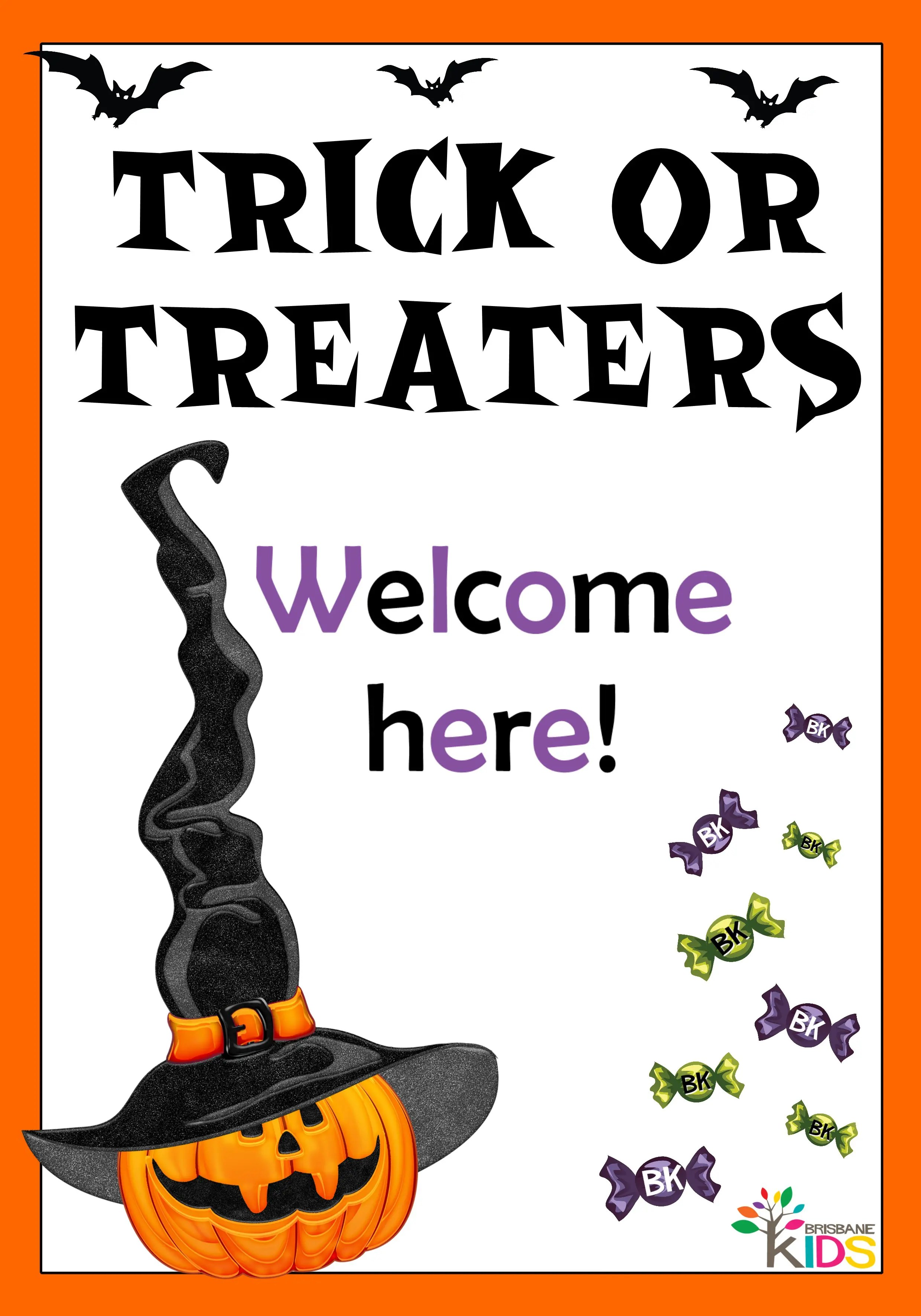 How Can We Trick Or Treat For Halloween In Brisbane