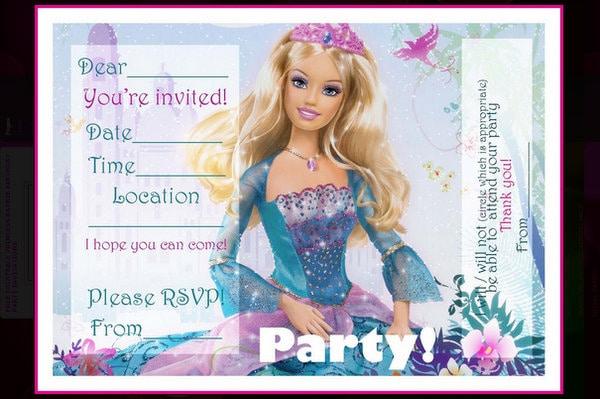 The Best Barbie Party Ideas