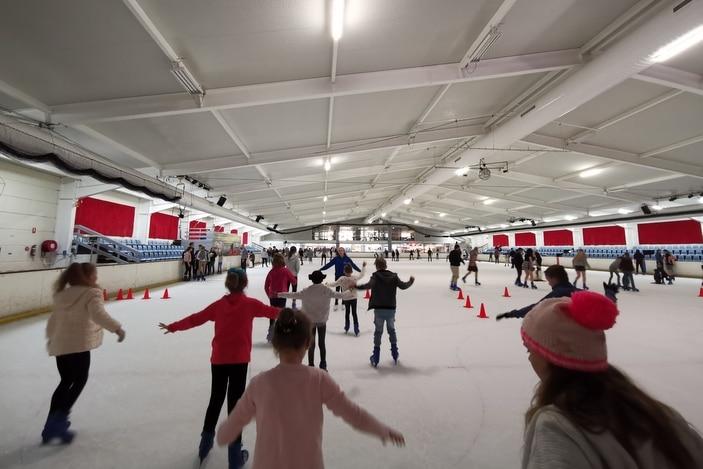 Ice Skating Birthday Parties At Iceworld Brisbane Kids