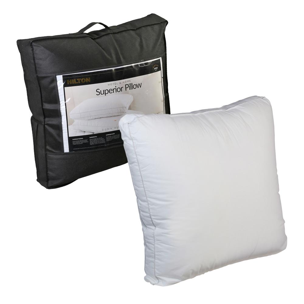 hilton superior european pillow
