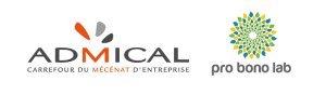Colloque Admical-Pro Bono Lab