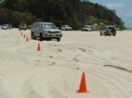 4wd Sand Driving Course, Brisbane
