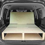 Skoda Yeti Camper Conversion System For Only 299 Offers Discounts Briskoda