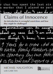 Image result for claims of innocence