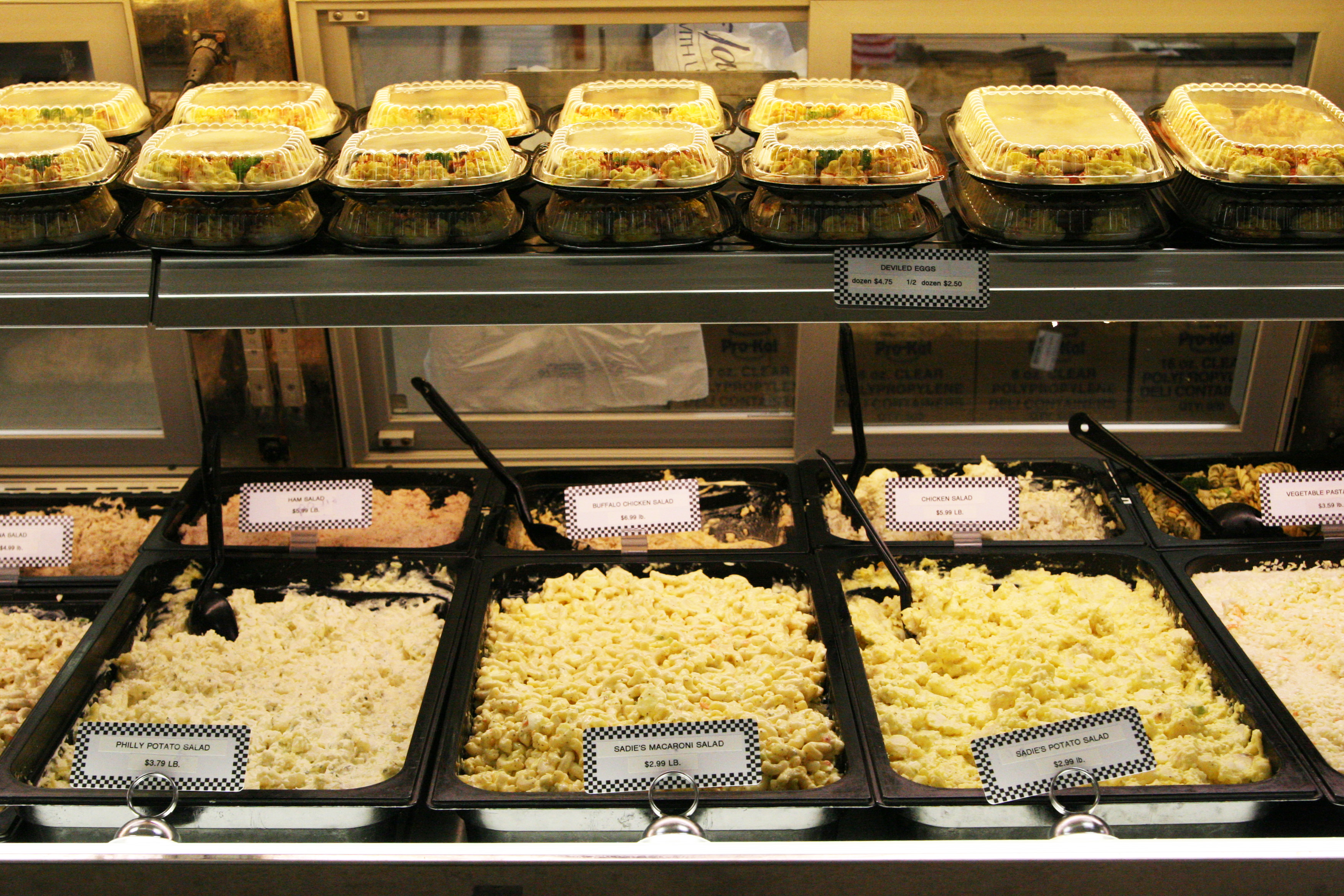 Ben L Stoltzfus Deli Lunch Meats Cheese Bristol Amish Market PA NJ