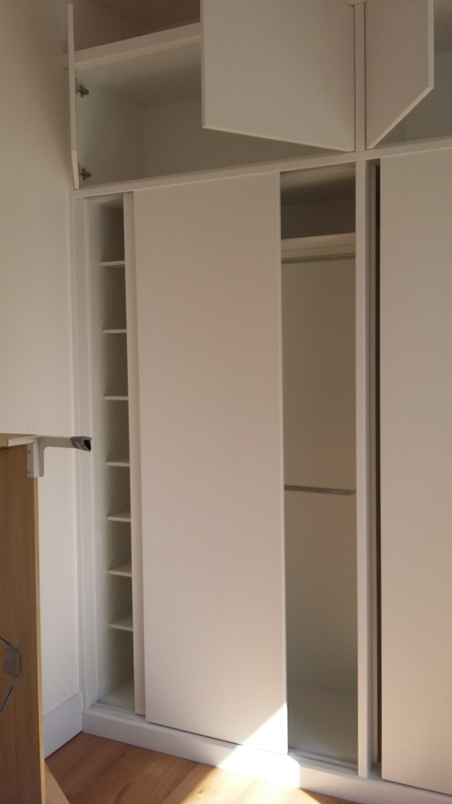 Fitted Wardrobes Bristol Bookcase Company