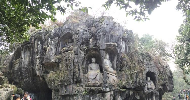 Hangzhou-Buddahs