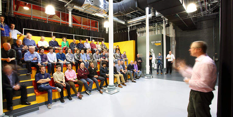 Engine Shed Seminar Photo