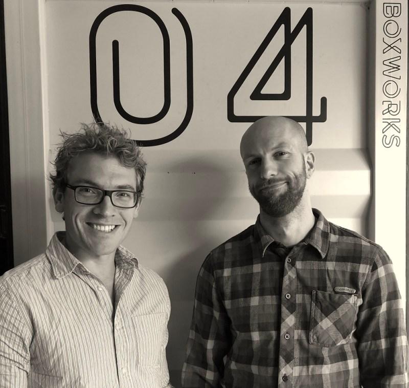 The founders of Design Militia