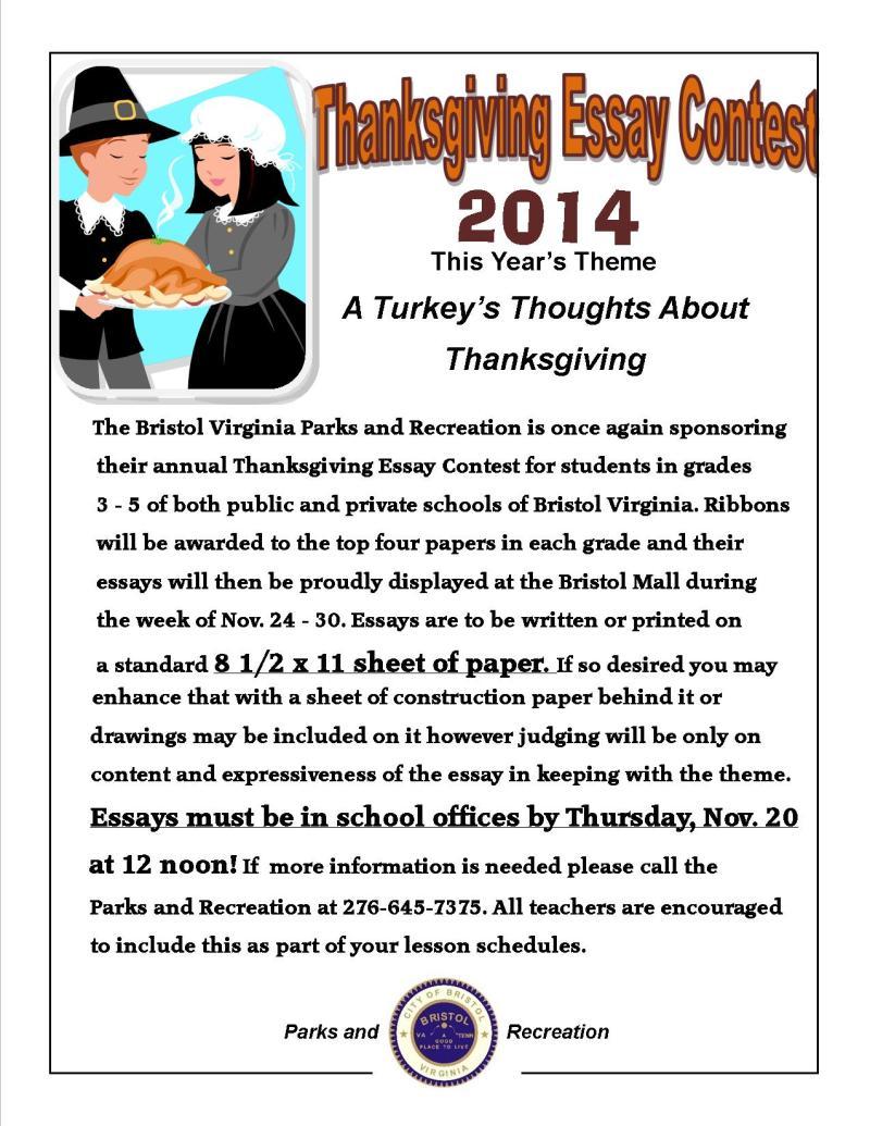 Thanksgiving essay hepatitze