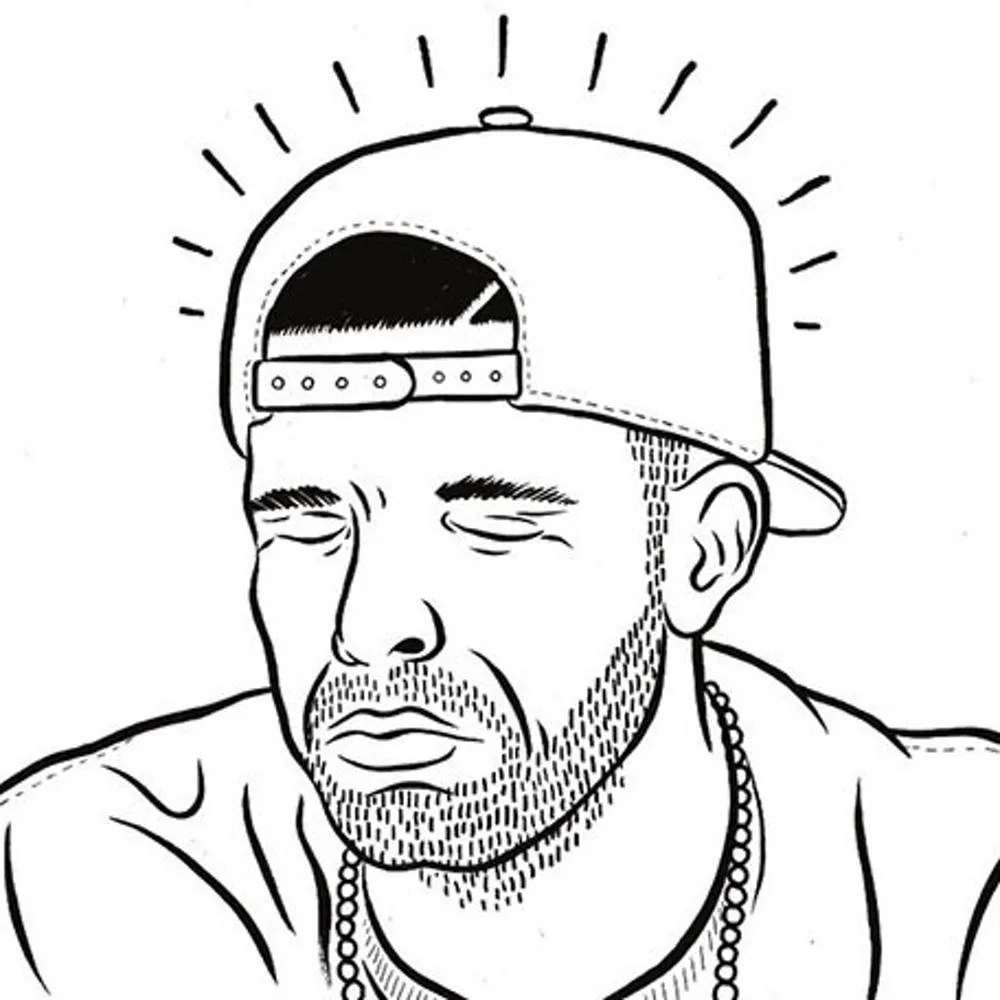 Forget Drake Cakes There Is Now A Drake Coloring Book Brit Co