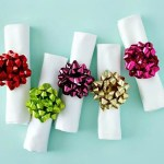 25 Napkin Rings To Diy Before Dinner Brit Co