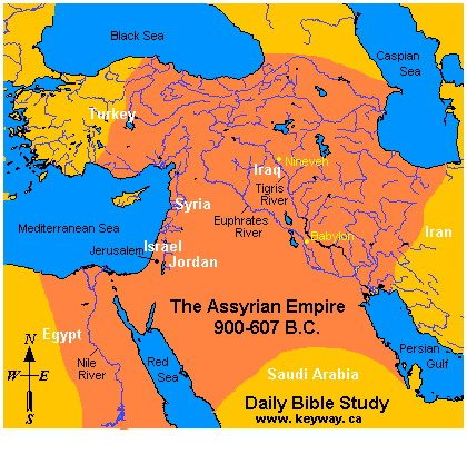 Mesopotamia Map Cradle Of Civilization - Map of egypt and syria